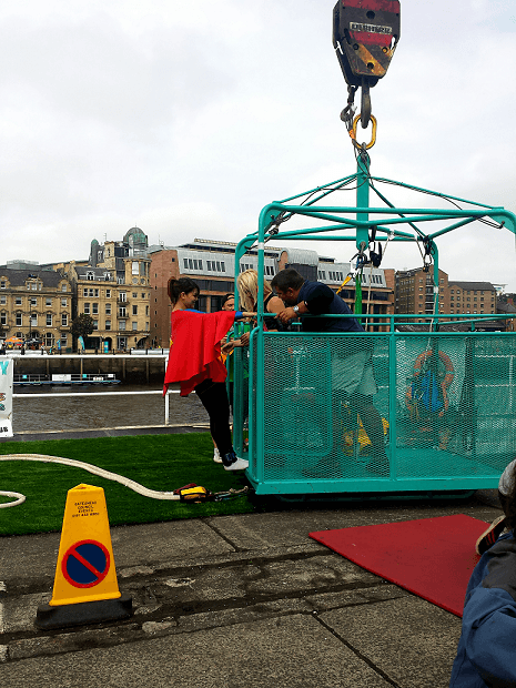 Bungee Jumping Newcastle UK