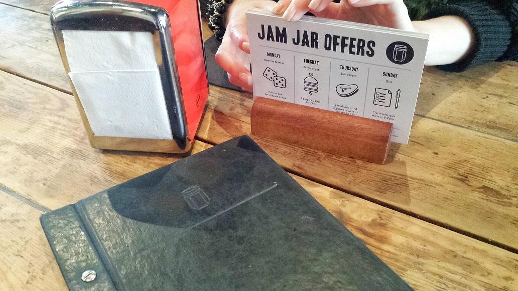 Jam Jar www.whatsupcourtney.com