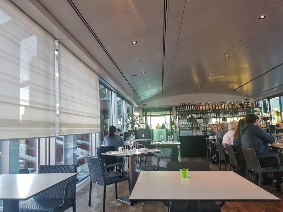 Six Restaurant Newcastle Menu