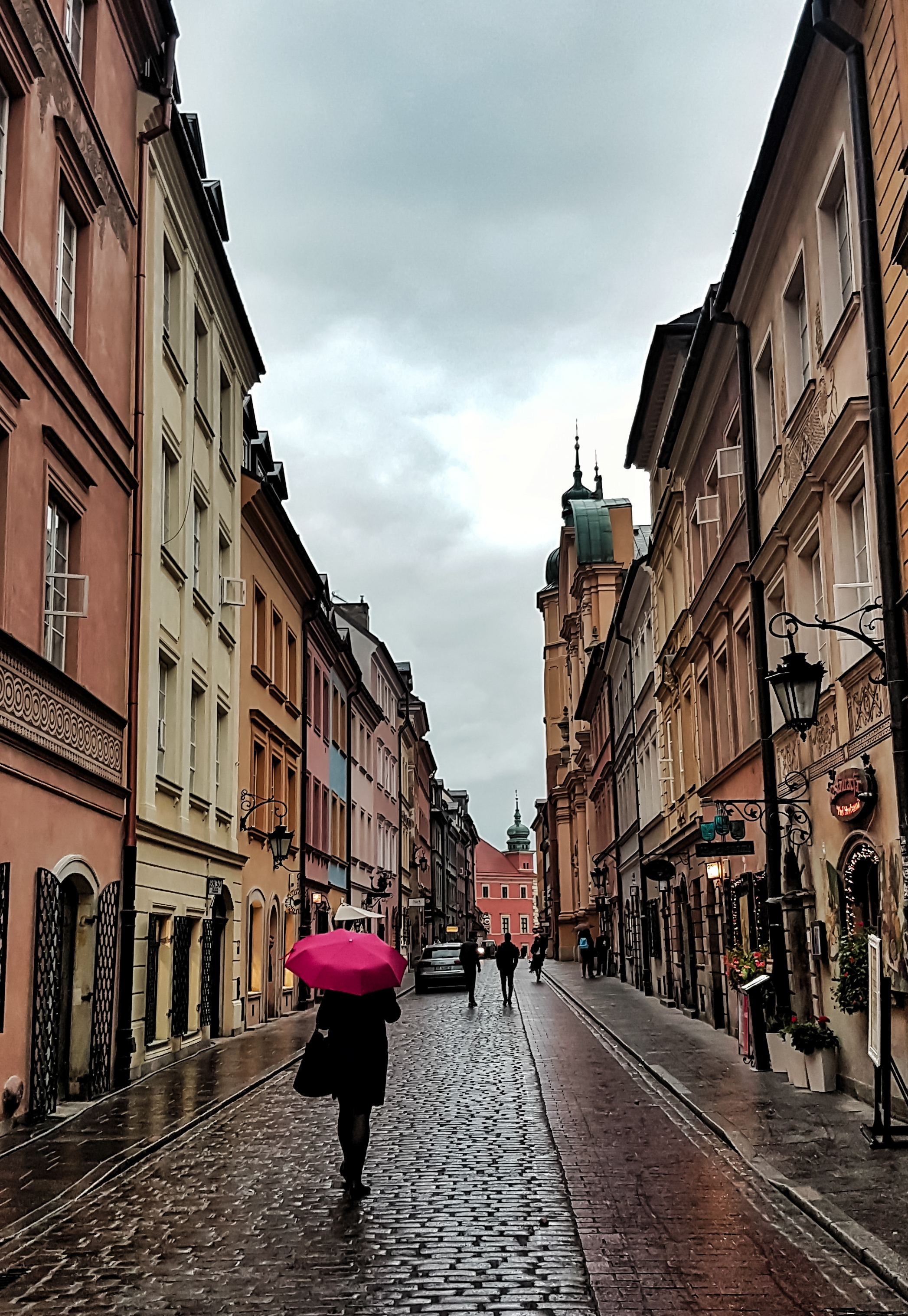 48 hours in Warsaw Poland