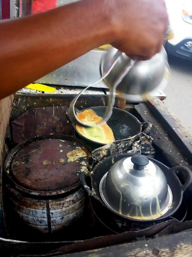 Indonesian Street Food Kue Ape -> www.whatsupcourtney.com