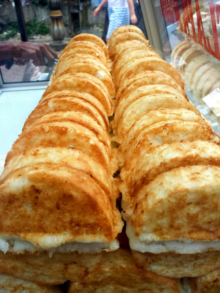 Indonesian Street Food Kue Pancong -> www.whatsupcourtney.com