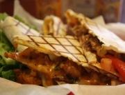 Zapatista Burrito Bar Newcastle Quesadilla