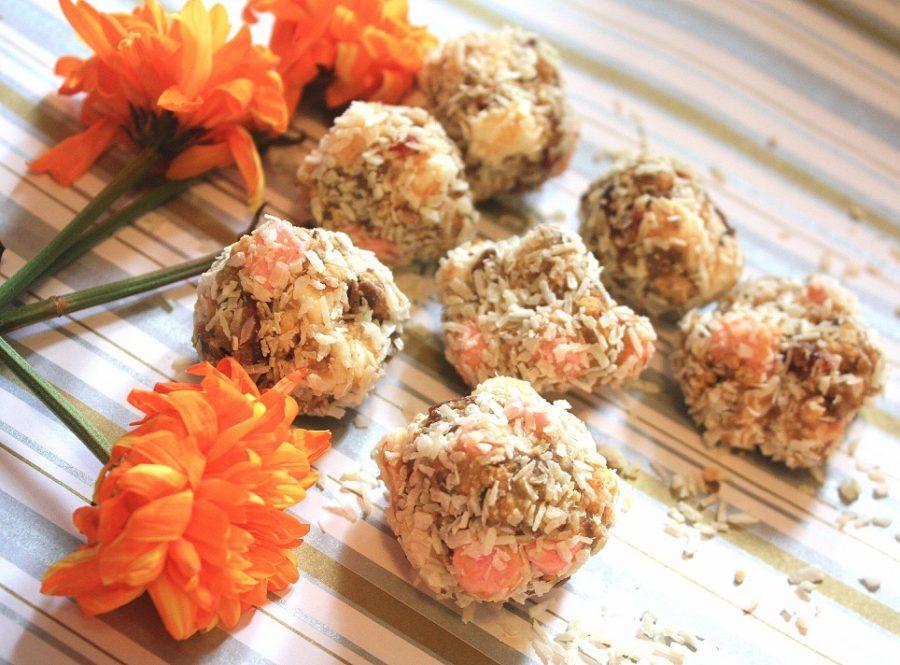 How to make a sinful dessert- Lusty Balls