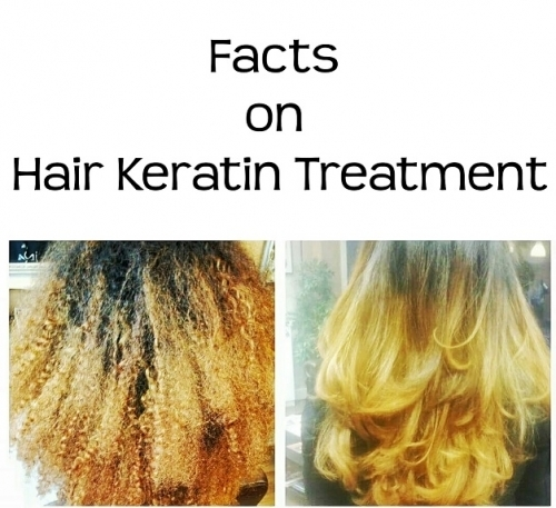 Facts on hair keratin