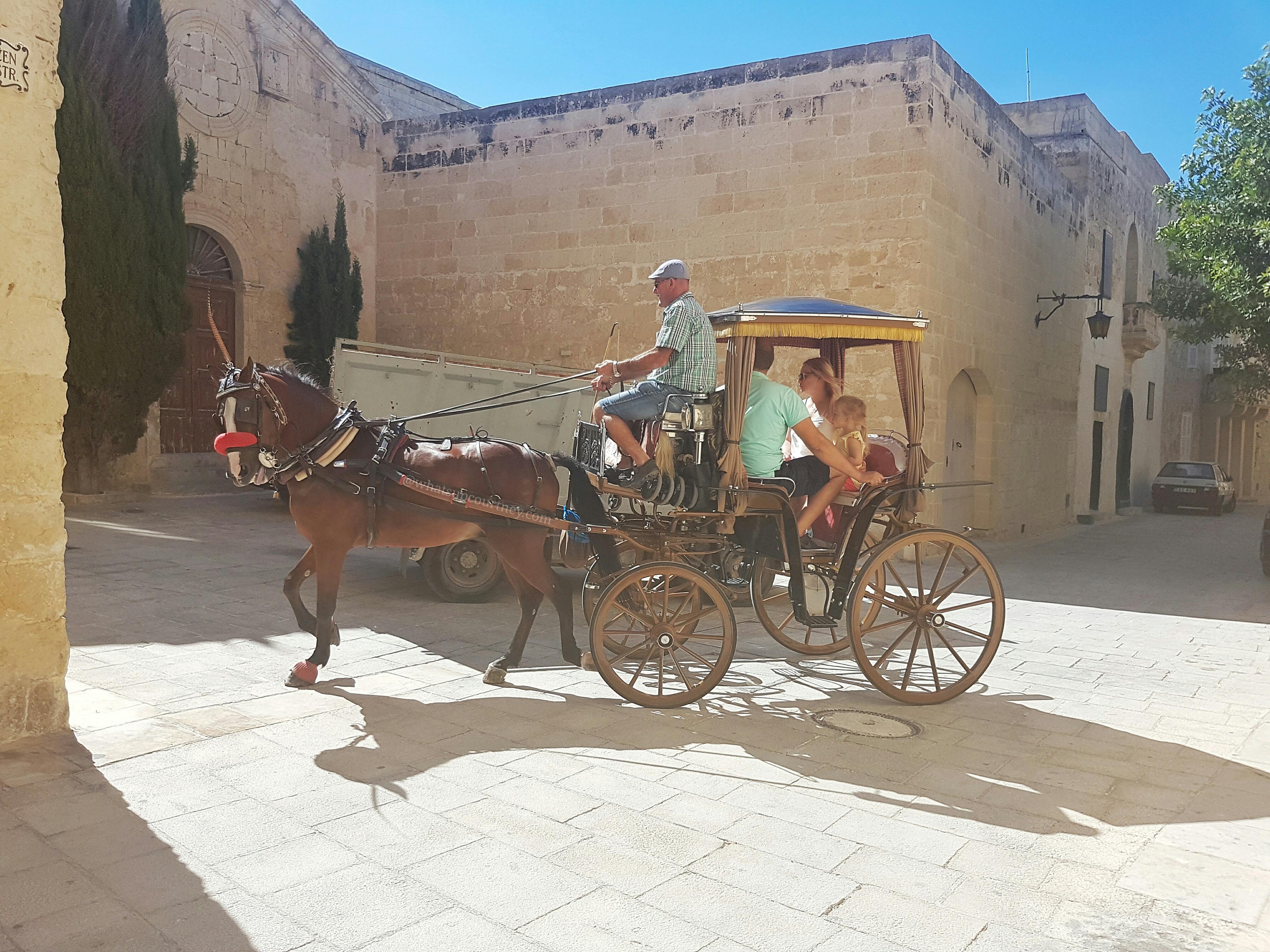 @www.whatsupcourtney.com Malta: Mdina and Haqar Qim