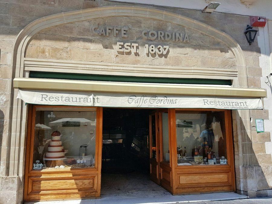 Malta Valletta Cordina Cafe (10)