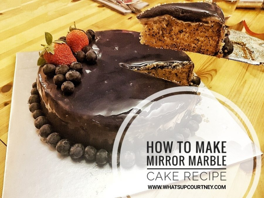 Marble Cake Recipe Mary Berry