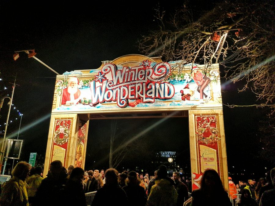 Your guide to maneuvering around Winter Wonderland London in Hyde Park