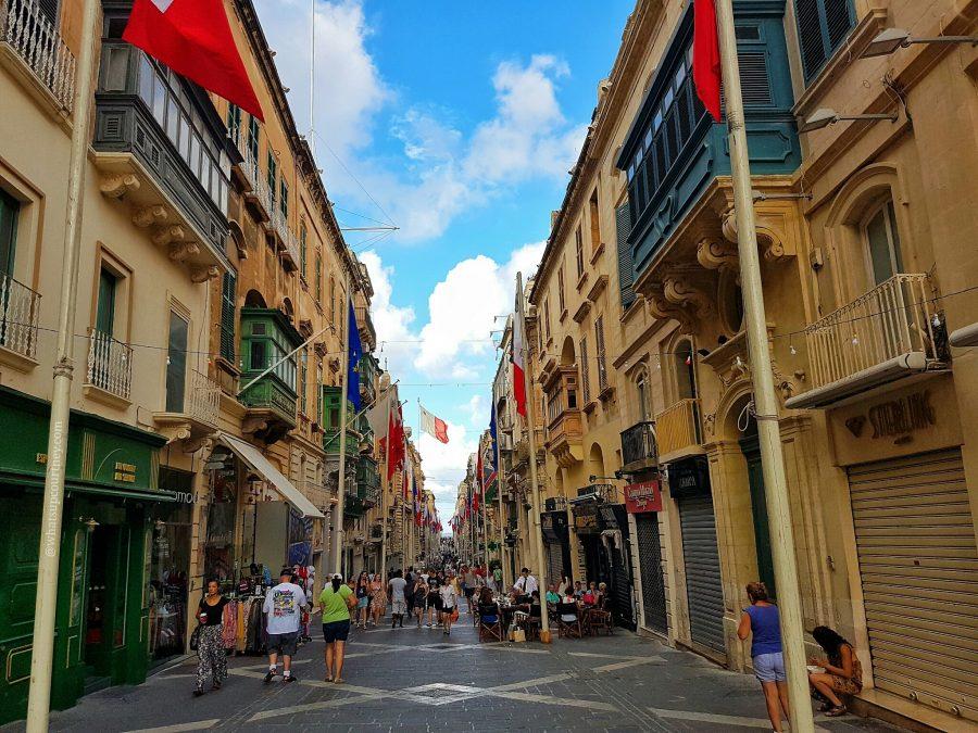 Malta: Visiting Valletta
