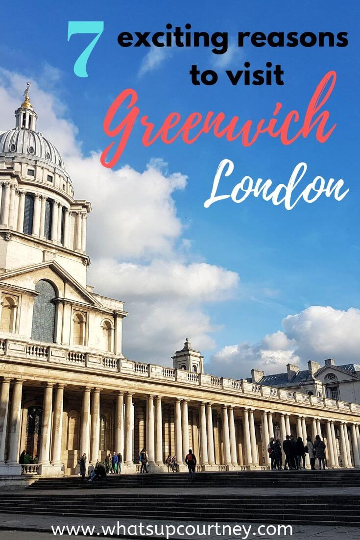 7 exciting reasons and things to do in Greenwich London #travel #london #greenwich