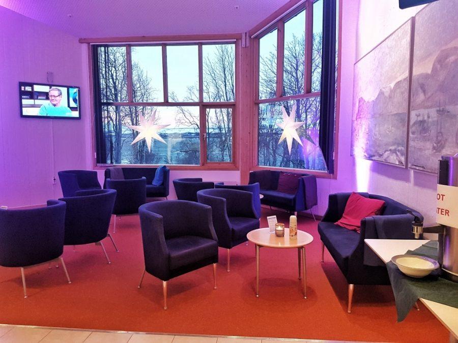 Sydspissen Hotell Review Tromso Norway www.whatsupcourtney.com