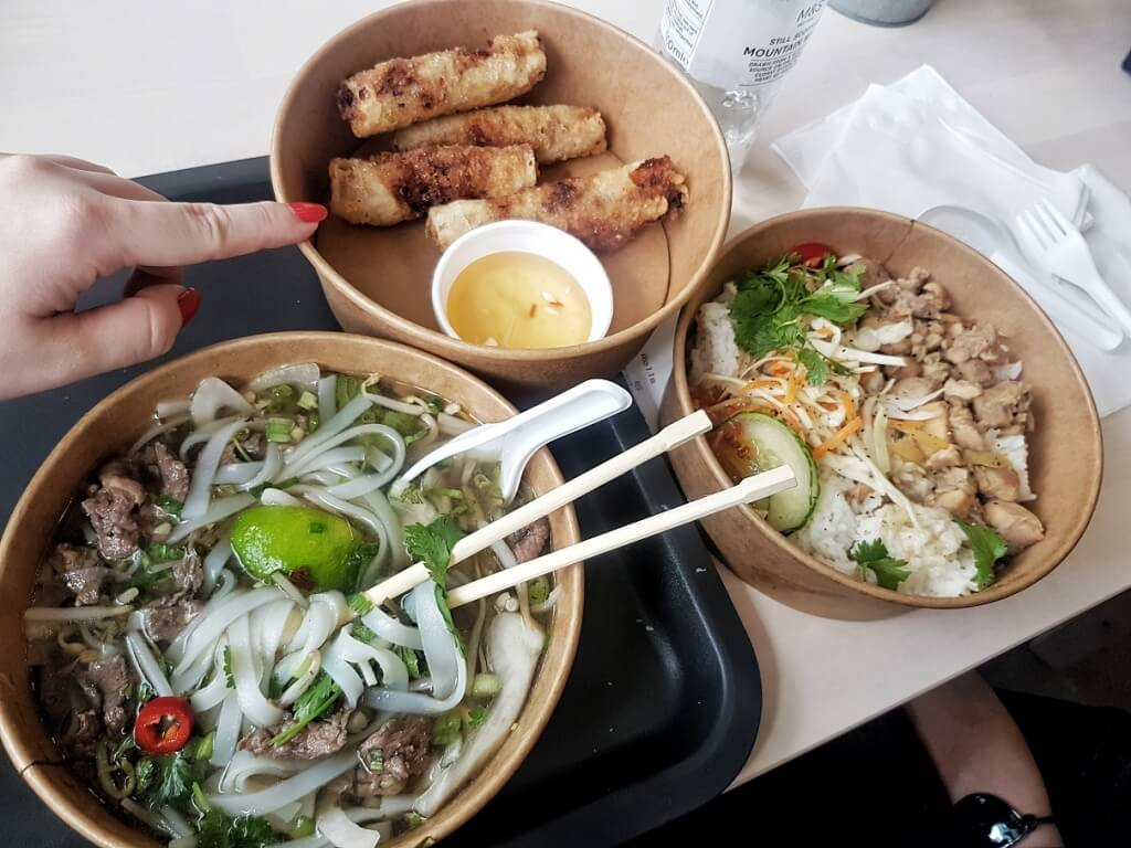 Time Banh Mi Vietnamese Newcastle ->www.whatsupcourtney.com #vietnamese #pho