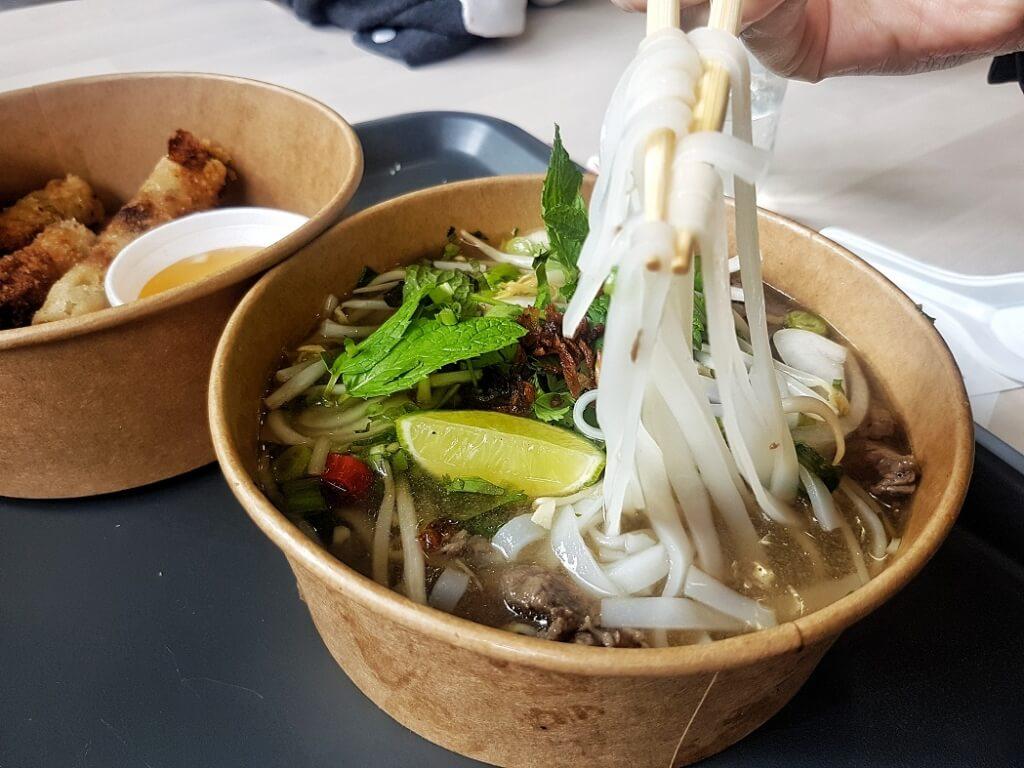 Time Banh Mi Vietnamese Newcastle Beef Pho ->www.whatsupcourtney.com #vietnamese #pho