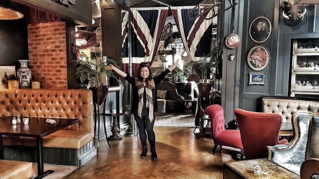 Instagrammable Sunday Roast in Colonel Porter's Emporium Newcastle -> www.whatsupcourtney.com #instagram #foodie