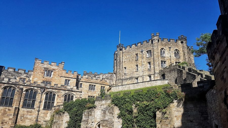Durham Castle - Your virtual guide to exploring the city of Durham UK . Come have a look! >>www.whatsupcourtney.com