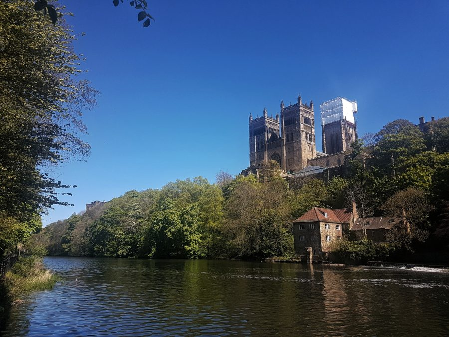 Durham River view - Your virtual guide to exploring the city of Durham UK . Come have a look! >>www.whatsupcourtney.com