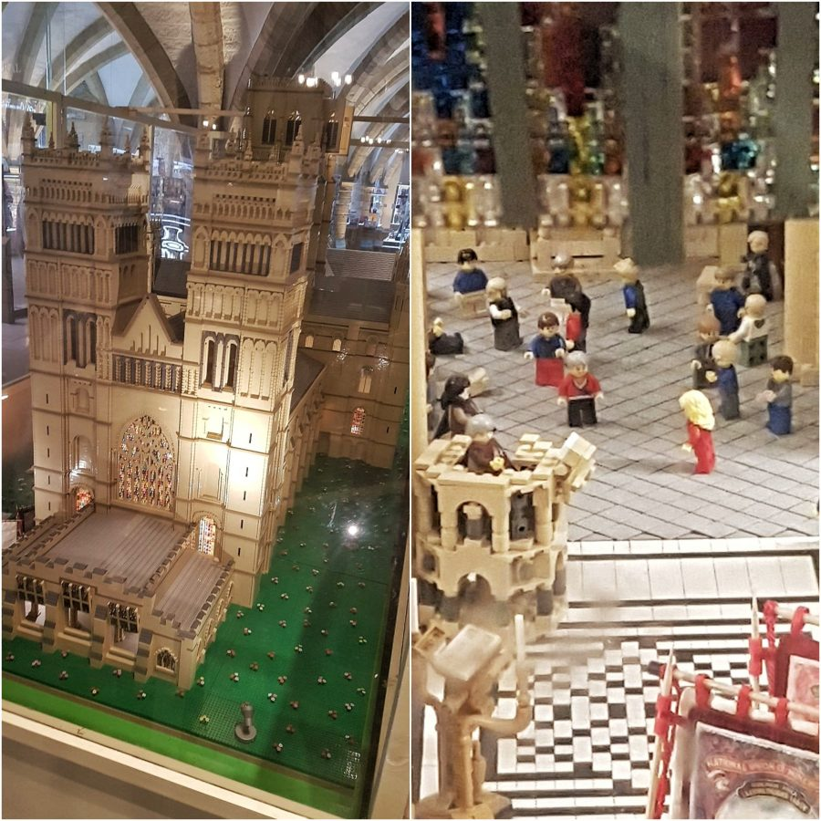 Durham Cathedral Lego Structure - Your virtual guide to exploring the city of Durham UK . Come have a look! >>www.whatsupcourtney.com