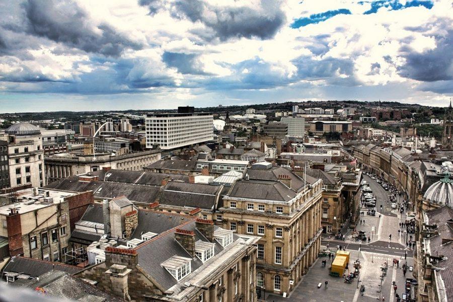 Greys Monument Newcastle Upon Tyne
