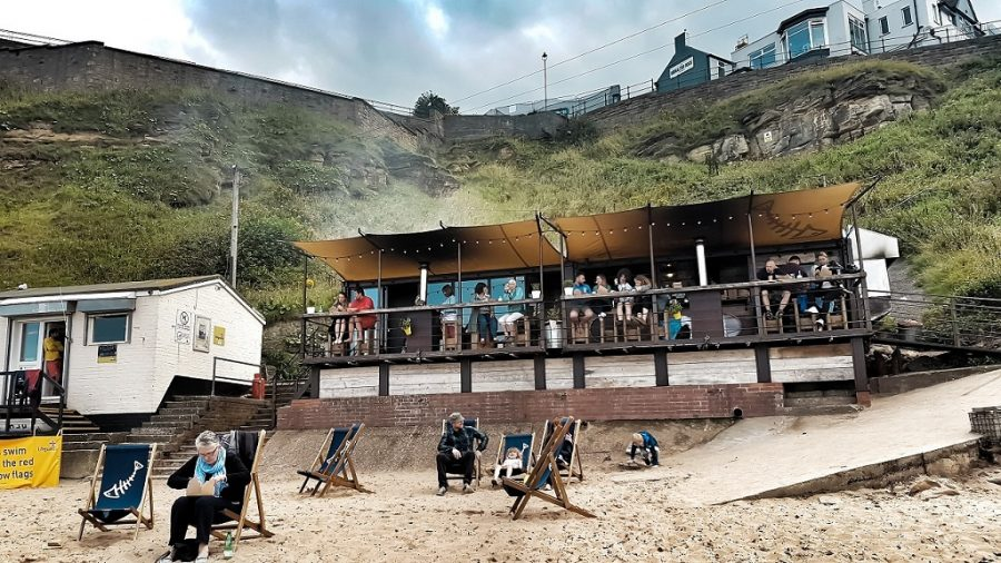Riley's Fish Shack Tynemouth North East England
