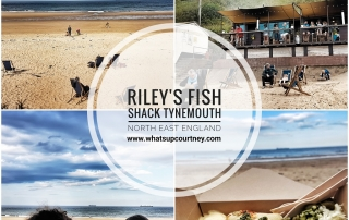 Riley's Fish Shack Tynemouth North East England -> www.whatsupcourtney.com #newcastle #foodie #tynemouth
