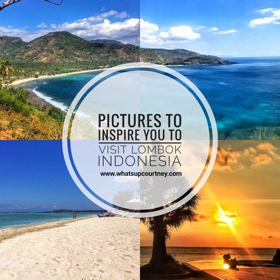 Lombok Indonesia > www.whatsupcourtney.com
