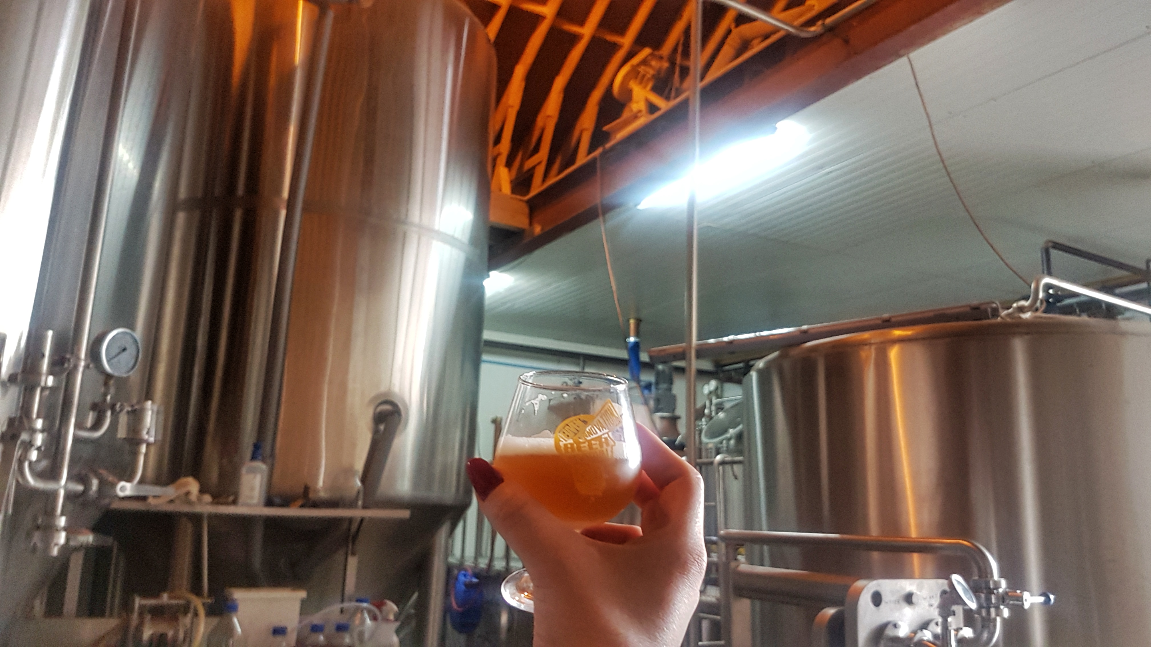 Hof Beer brewery tour Leuven, read more about what you can do in Leuven in 48 hours at www.whatsupcourtney.com #Leuven #travel #travelguide