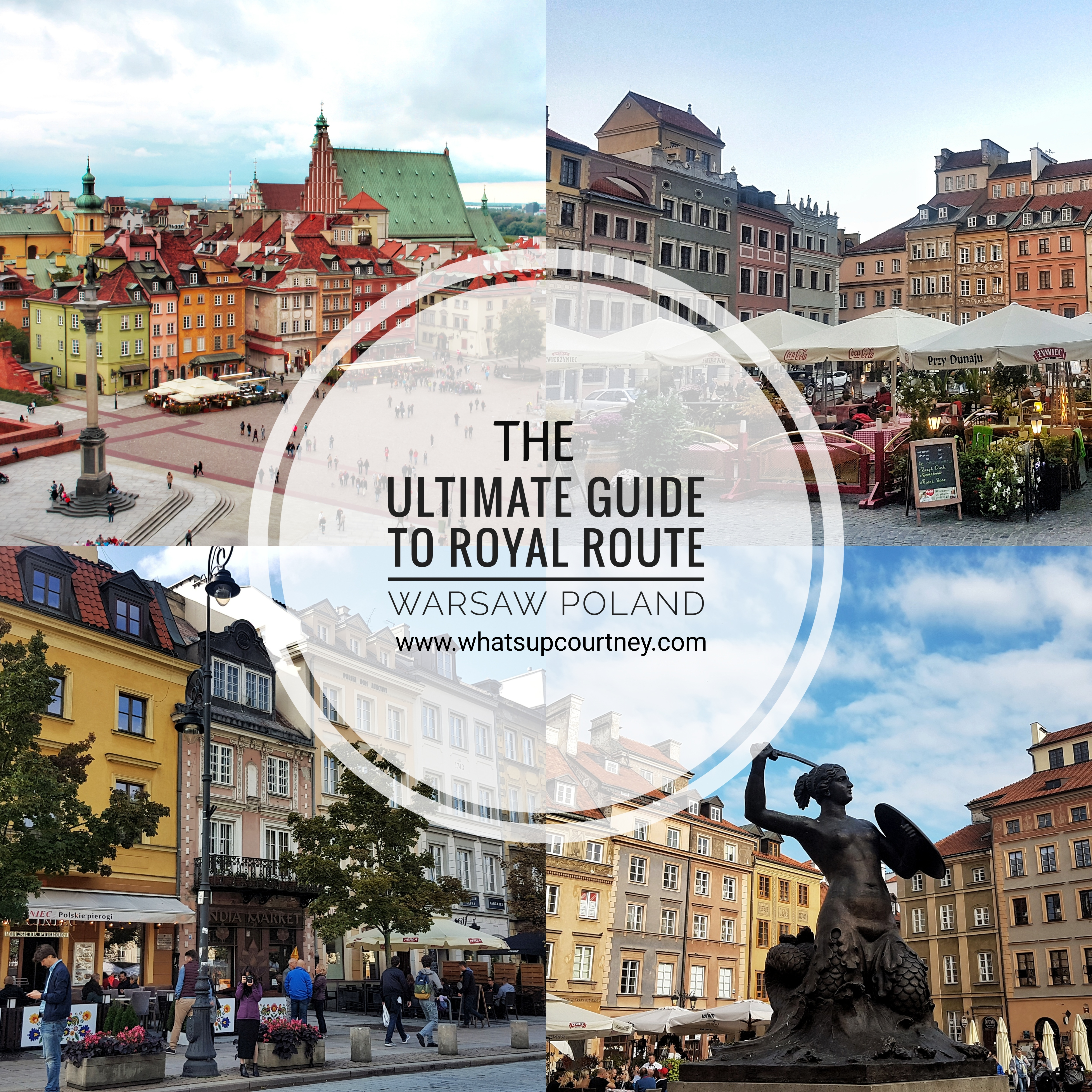 The ultimate guide to Royal Route Warsaw Poland