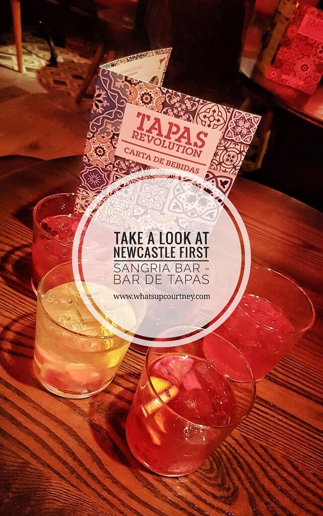 Newcastle Tapas Revolution Sangria bar - srcset=