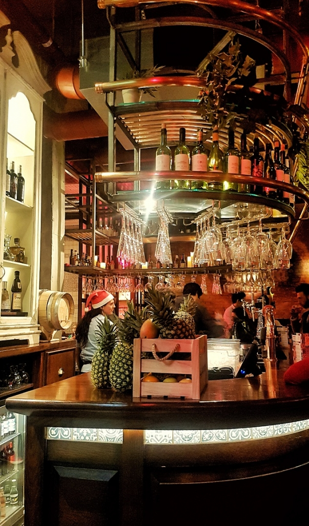 Newcastle Tapas Revolution Sangria bar - srcset=