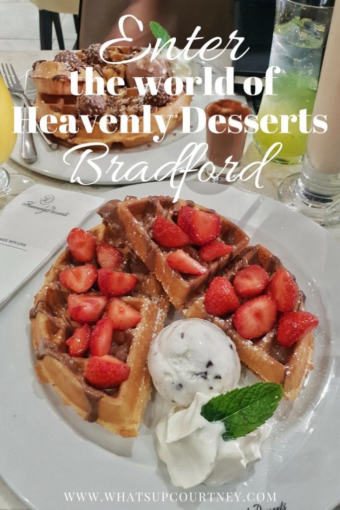 Heavenly Desserts Bradford #Waffles #dessert #bradford - srcset=