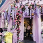 Peggy Porschen Cakes in Belgravia London Guide ->www.whatsupcourtney.com #London #belgravia #londonguide #travel #travelguide #peggyporschen