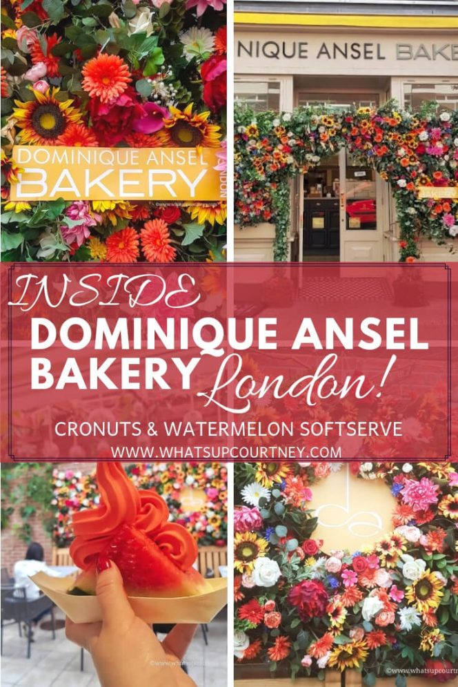 Dominique Ansel Bakery London Pinterest Heywhatsupcourtney